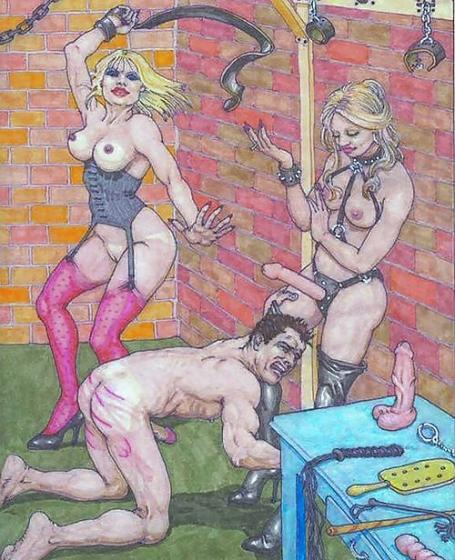 الدياثة والسادية التعذيب