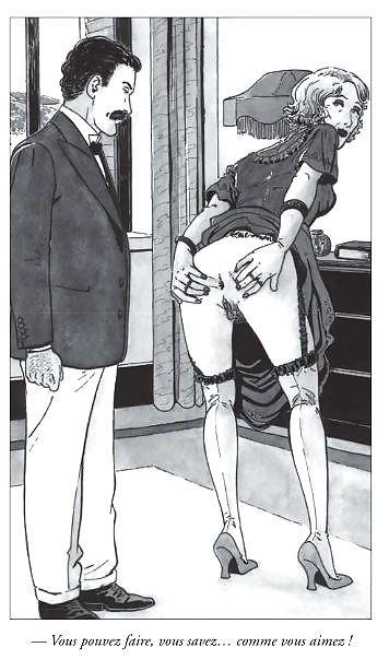 رسوم جنسية جامدة