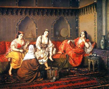 رسومات عربية التراث