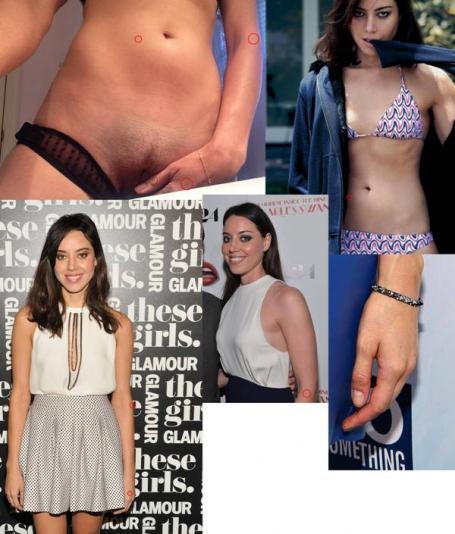 Aubrey Plaza Nude Cell Phone Leaked