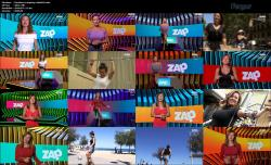 Clara Piera Video Marcando Tetamen Luciendo Piernas, Compilado Exhibición Cuerpazo Gol Zap Julio 2017