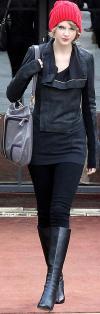 Taylor Swift Pantalones Con Botas
