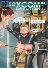 SexCom 3 BDSM Scifi